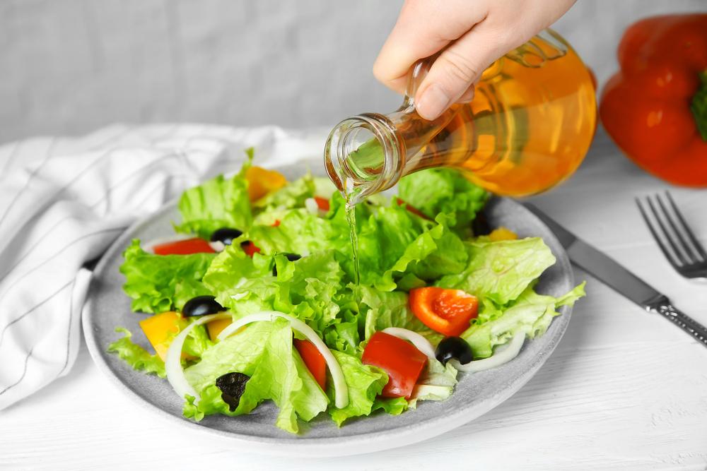 apple cider vinegar salad dress